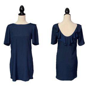 💥5/$25💥 Tucker For Taget Navy Silky Shift Dress